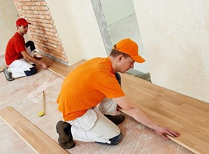 Podlahy praha 7